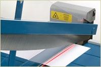 Лазерне підсвічування лінії різу для різаків Dahle 580, Dahle 585