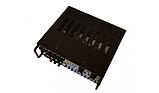 Усилитель звука для неактивных колонок вместе с эквалайзером  c караоке и Bluetooth UKC AMP AV-326BT 2*120W, фото 5