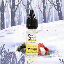 """Ароматизатор Solub """"Raven"""" со вкусом Смородина с личи 5 мл"""