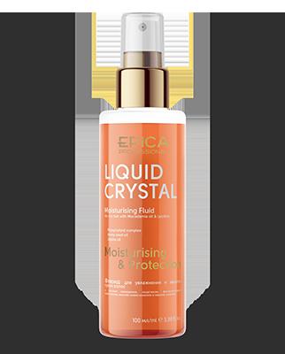 EPICA Флюид для сухих волос LIQUID CRYSTAL, 100 мл