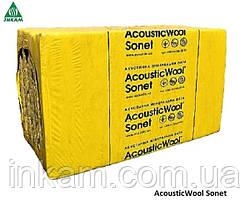 Тепло звукоизоляция Акустик Вул Сонет, AcousticWool Sonet