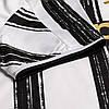 Футбольная форма Ювентус домашняя бела-черная 2020-2021  (Футболка+шорты), фото 3
