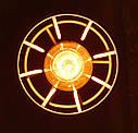 Підвісна люстра на 5 ламп SANDBOX-5 E27 білий, фото 5