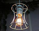 Подвесная люстра на 3-лампы SANDBOX-3 E27 белый, фото 3