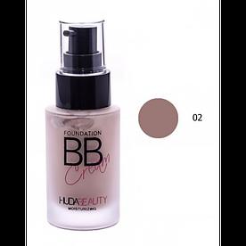 Тональная основа HUDA Beauty Foundation BB Cream № 02