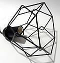 Подвесной светильник RUBY E27 чёрный, фото 6