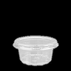 Соусница+крышка HF5  50*29мм 50мл (1уп/100шт)