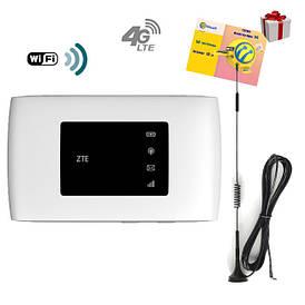 4G Wi-Fi комплект Интернет (Lifecell, Киевстар, Vodafone) для работы, учебы, дома, путешествий
