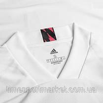 Футбольная форма Реал Мадрид  2020-2021 белая домашняя (Футболка+шорты), фото 2