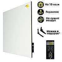 Керамический обогреватель Emby CHT-500 белый с терморегулятором на 10 кв.м
