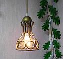 Підвісна люстра на 5 ламп RINGS-5 E27 золото, фото 4