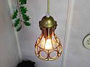 Підвісна люстра на 5 ламп RINGS-5 E27 золото, фото 7