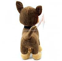 М'яка іграшка Копиця «Щеня Товариш», хутро штучне, 32 см (00012-5), фото 3
