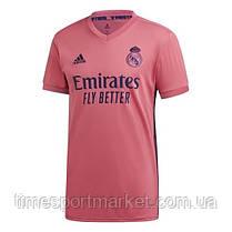 Футбольная форма Реал Мадрид  2020-2021 гостевая (Футболка+шорты), фото 2