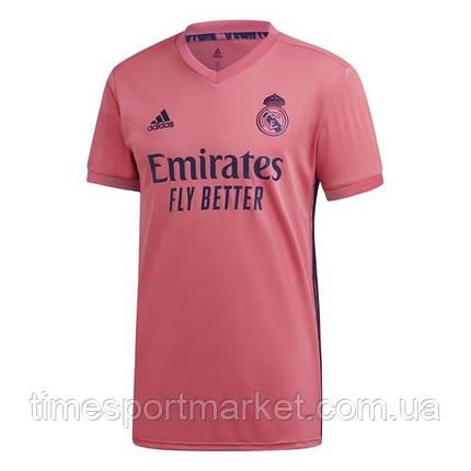 Футбольная форма Реал Мадрид  2020-2021 гостевая (Реплика), фото 2