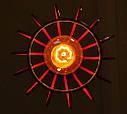 Подвесной светильник на 1-лампу FANTASY/SP-R E27 красный, фото 4