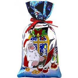 Новогодний пакет для конфет и подарков