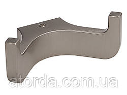 Крючок мебельный Gamet WP34-G0007 нержавеющая сталь