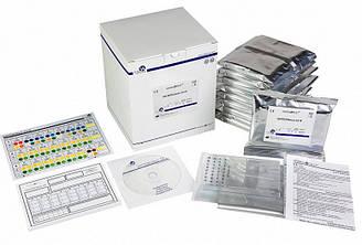 ЭНТЕРОтест 24 N (стриппированный) 24 биохимических теста для идентификации энтеробактерий в течение 18-24 часо