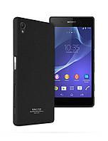 Пластиковый чехол Imak для Sony Xperia Z5 Premium чёрный