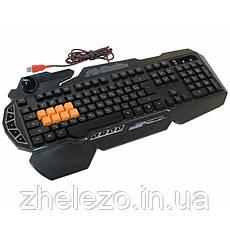 Клавіатура A4Tech B318 Bloody Black USB, фото 2