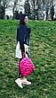 Рюкзак Madpax Bubble Half Neon Back to the Fuchsia (M/NEO/PINK/HALF), фото 2