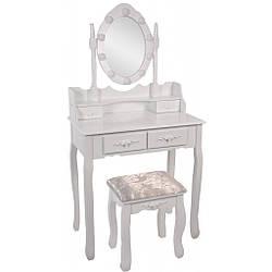 Туалетный столик с подсветкой Bonro- В-011L