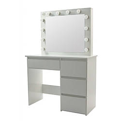 Столик косметичний Bonro - B071 білий