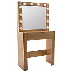Столик косметичний Bonro- B070 сонома