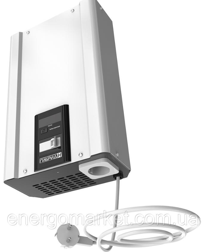 Стабилизатор напряжения однофазный Элекс Ампер У 12-1/10 V2.0 (2,2 кВА.)