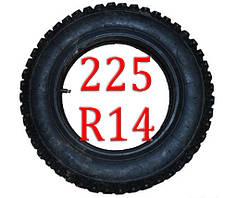 Цепи на колеса 225 R14