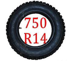 Цепи на колеса 750 R14