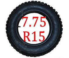 Цепи на колеса 7.75 R15