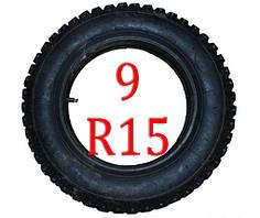 Цепи на колеса 9 R15