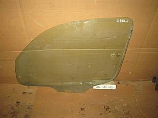 №97 Б/у стекло переднее левое  51765350 для Fiat Doblo 2000-2010