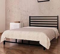 Кровать двухспальная в стиле Лофт, ЛЛ8