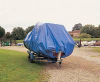 Тент стояночный на лодку