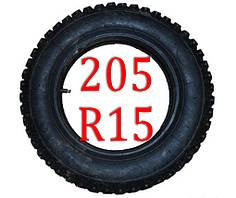 Цепи на колеса 205 R15