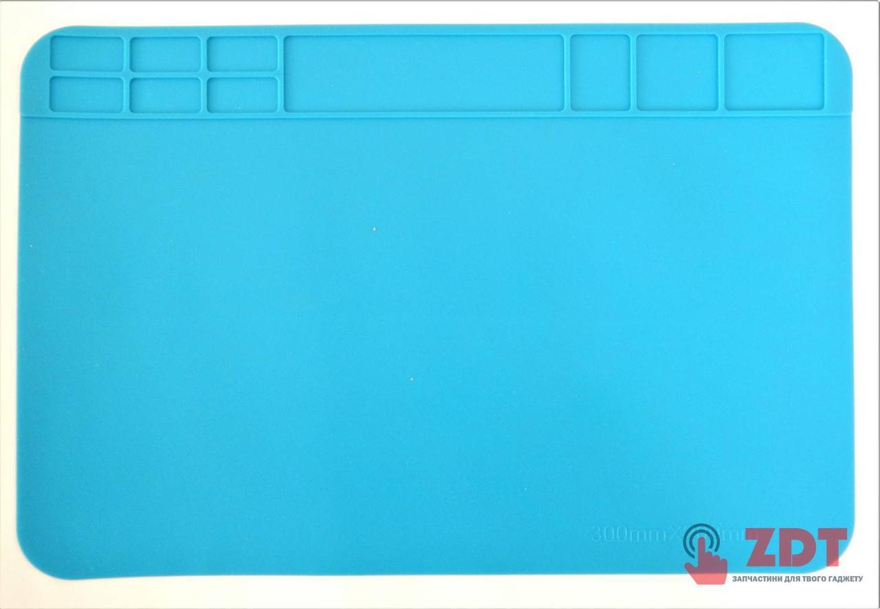 Термостійкий силіконовий килимок для пайки і ремонту 300*200