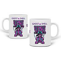 Кружка Мотоко Кусанаги Привид в обладунках (Ghost in the Shell) 330 мл Чашка Керамічна (20259-2652), фото 1