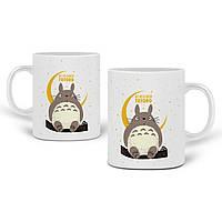 Кружка Мой сосед Тоторо (My Neighbor Totoro) 330 мл Чашка Керамическая (20259-2657) , фото 1