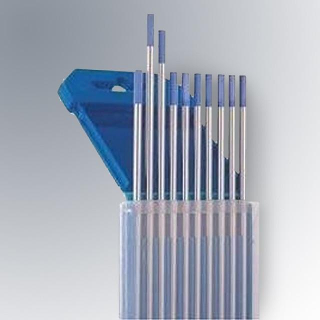 ВОЛЬФРАМОВЫЙ ЭЛЕКТРОД WL-20 4.0 ММ, 1 ШТ. (синий) Китай
