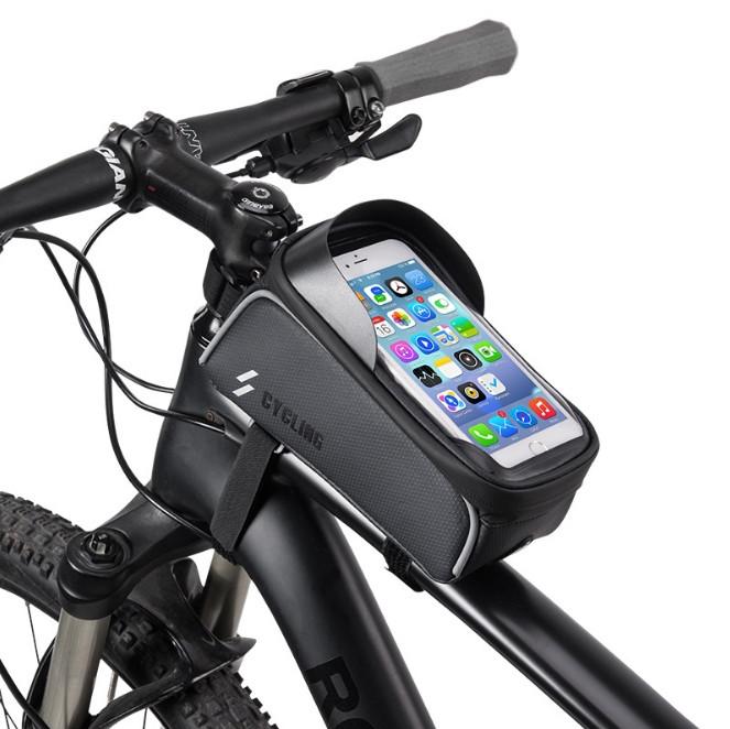 Велосумка на раму (ВС-142)