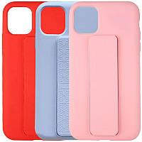 Чехол Silicone Case Hand Holder для iPhone 11 Pro
