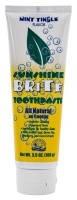 Зубная паста Саншайн Брайт (Sunshine Brite Toothpaste) NSP - лечебная зубная паста без фтора.