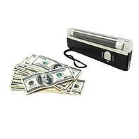 Детектор валют и гривен + Фонарь