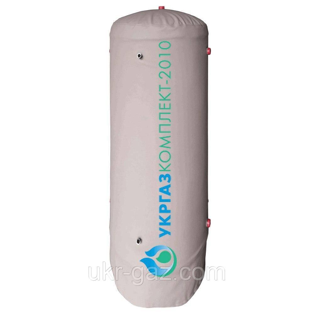 Буферная емкость с утеплителем на 1000 литров (Теплоаккумулятор)