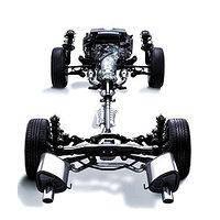 Ходова частина (підвіска колеса)