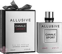 Fragrance World Allusive Canale Sport 100 мл Чоловіча туалетна вода