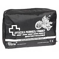 Аптечка мотоциклетная Vera DIN-13167 Евростандарт